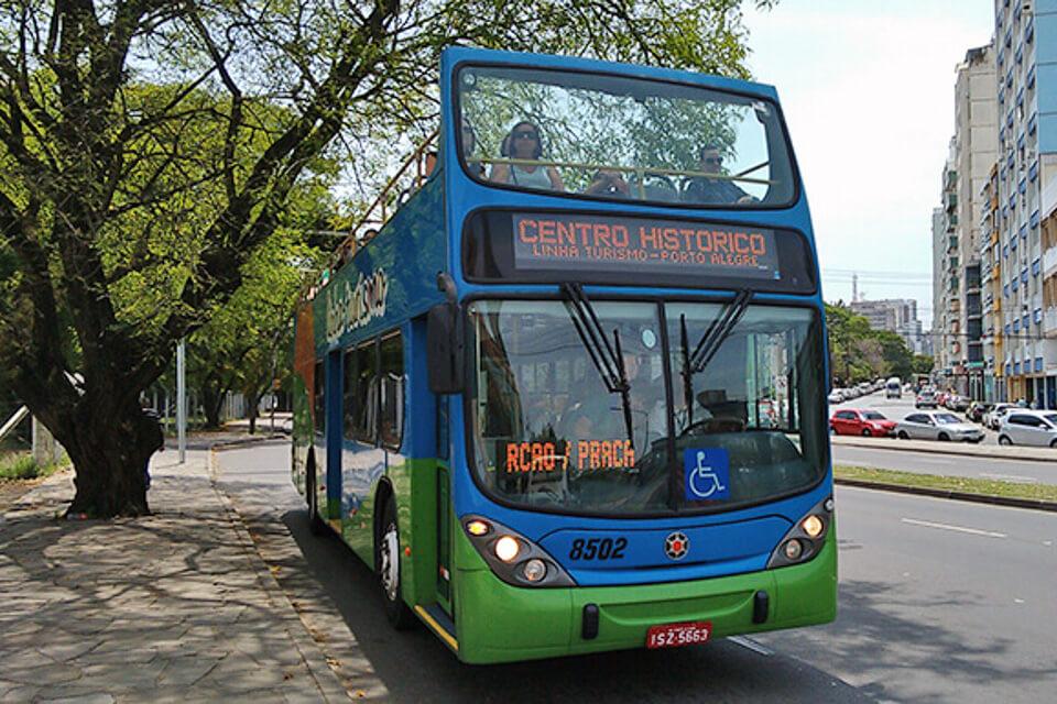 Roteiro de 2 dias em Porto Alegre City tour Linha Turismo no roteiro Centro Histórico