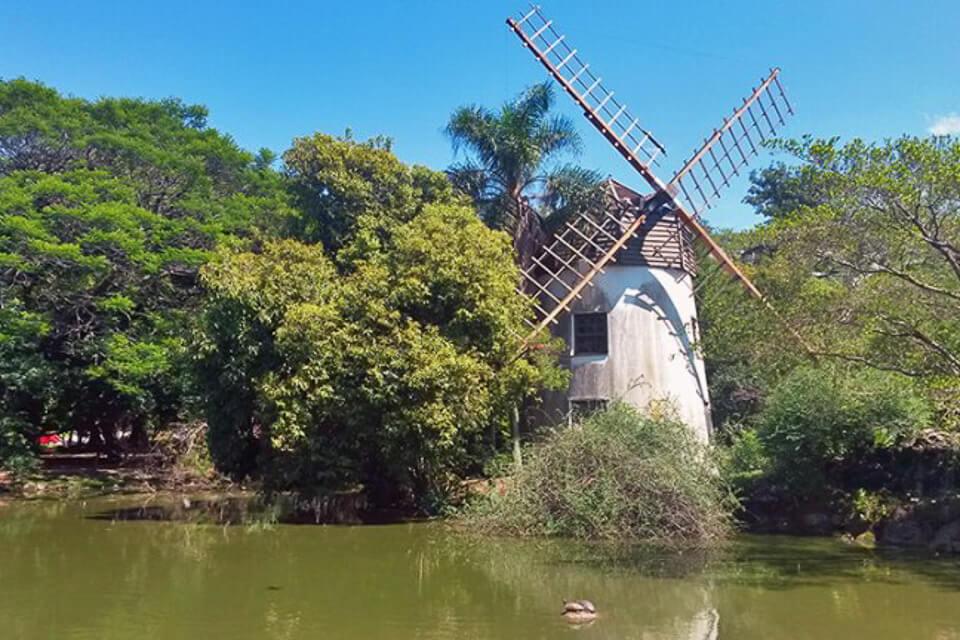 Roteiro de 2 dias em Porto Alegre Parque Moinhos de Vento (Parcão)