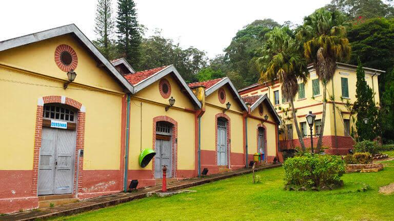 Bate e Volta de Sampa pra São Roque visite o Centro de Cultura Brasital