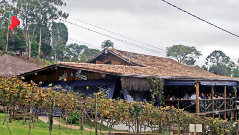 Onde comer em São Roque, Quinta do Olivardo