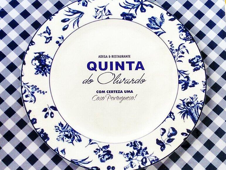 Sabores Locais no Restaurante Quinta do Olivardo