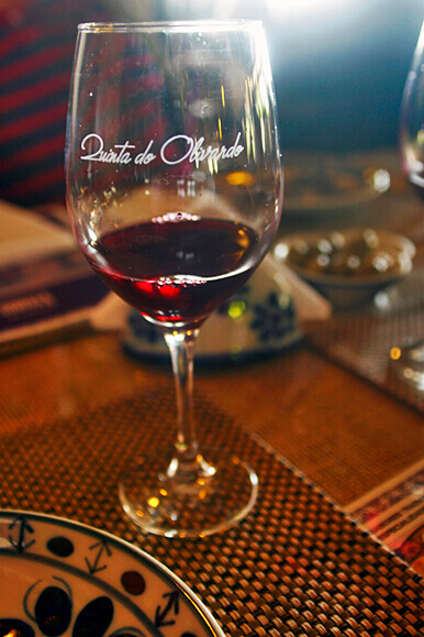 Sabores Locais na Quinta do Olivardo, Vinho dos Mortos