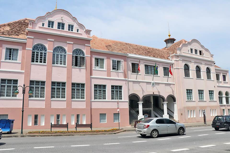 Centro histórico de Blumenau
