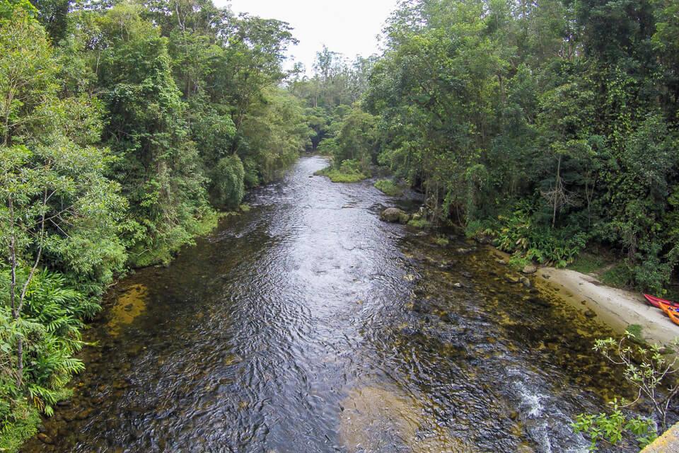 Pura Aventura - Rio Itatinga no Parque das Neblinas
