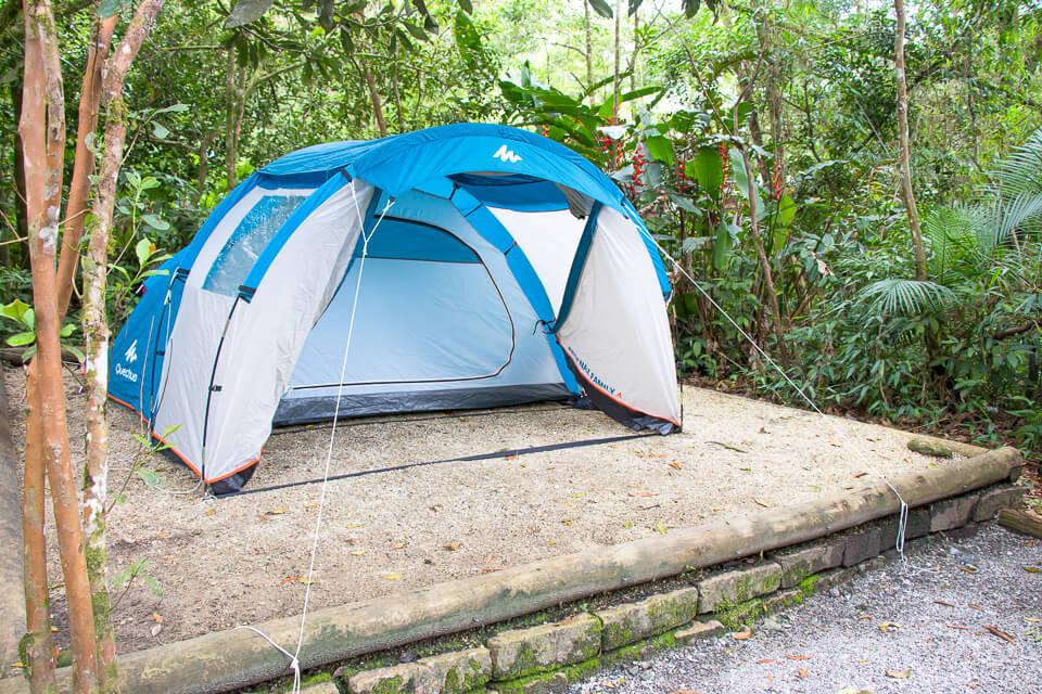 Pura Aventura - Camping no Parque das Neblinas