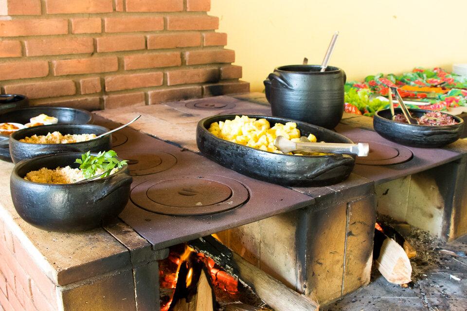 Pura Aventura - Restaurante no Parque das Neblinas