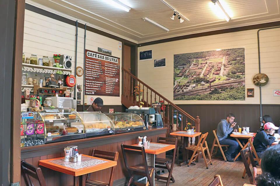 Onde comer em Paranapiacaba