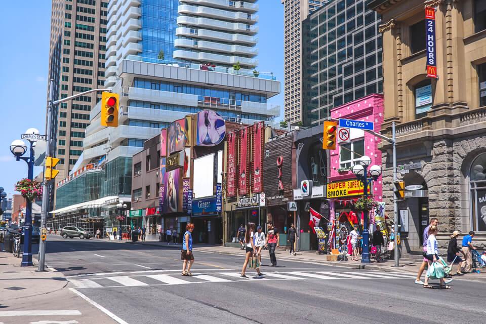 Onde ficar em Toronto – Bloor-Yorkville