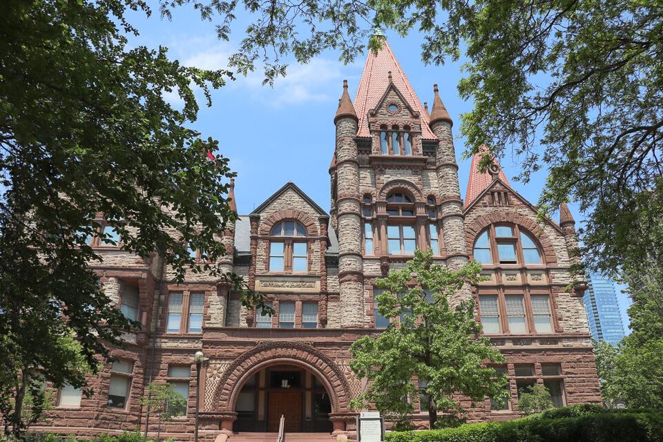 Victoria College da Universidade de Toronto