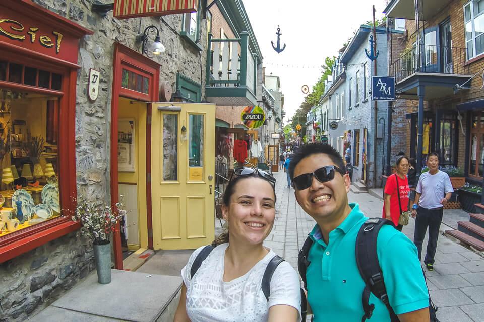 Onde ficar em Quebec – Cidade Baixa (Basse Ville)
