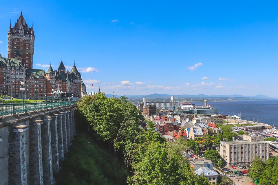 Onde ficar hospedado em Quebec