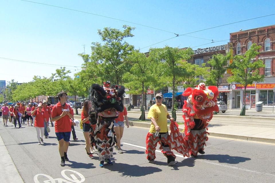 Como visitar a Chinatown em Toronto