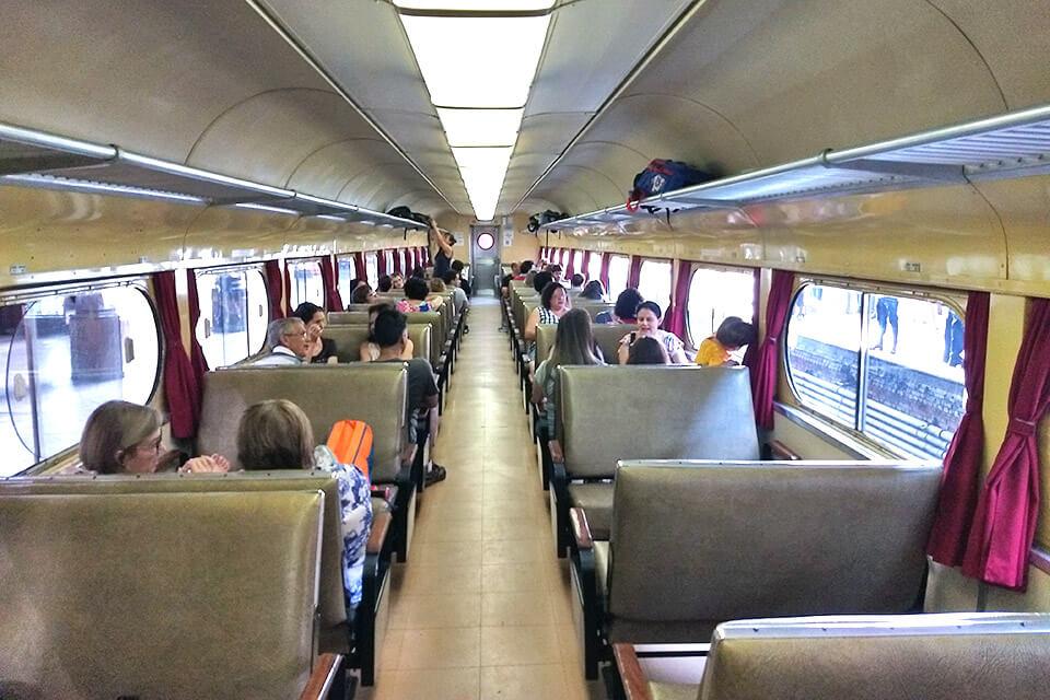 Passeio de trem em São Paulo para Mogi das Cruzes