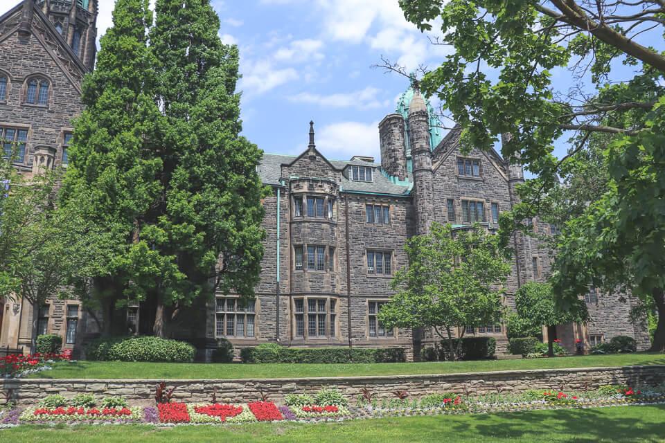 Trinity College da Universidade de Toronto