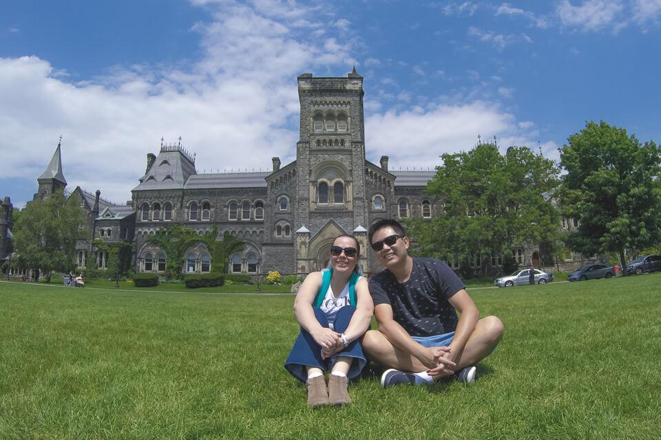 Parque da Universidade de Toronto