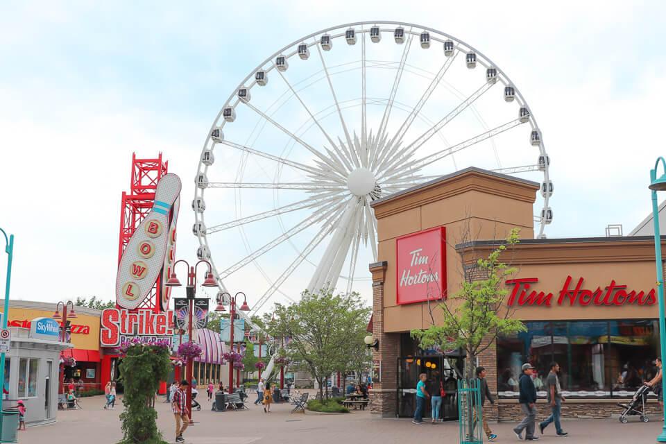 Onde comer em Niagara e em Niagara-On-The-Lake